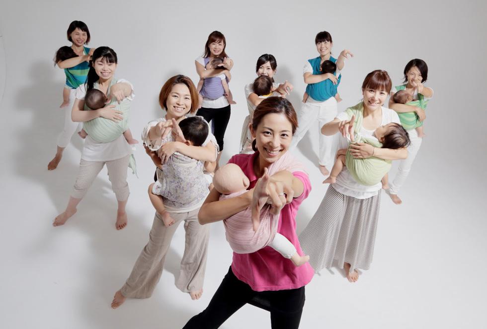 ベビーダンスクラス
