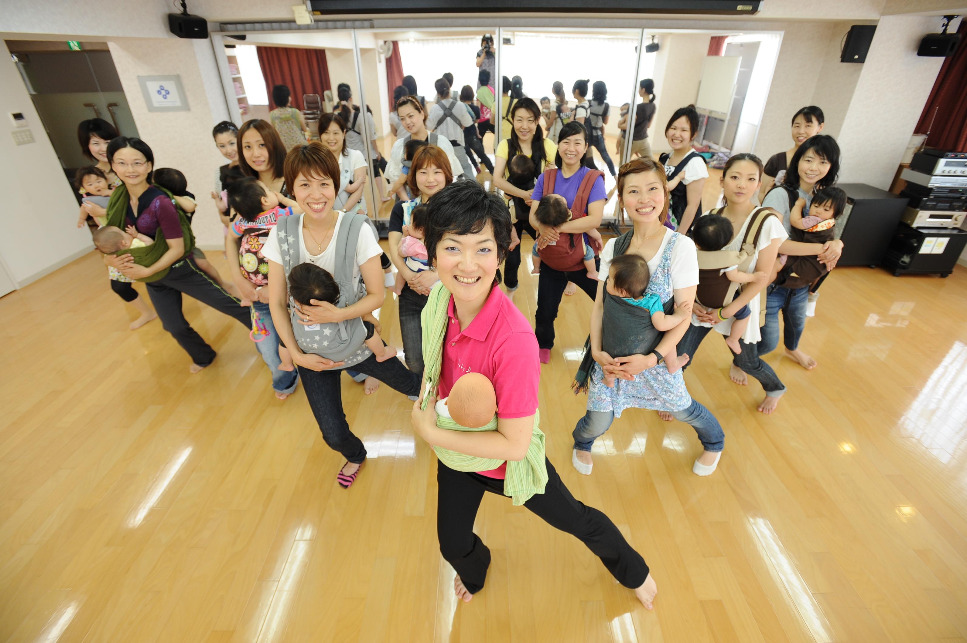 10/31(木)子育て応援! ベビーダンス無料体験イベント開催!!